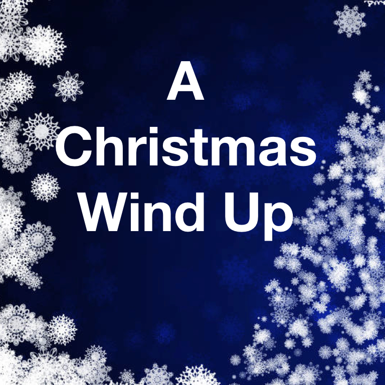 Are You Game for a Christmas Wind-Up?